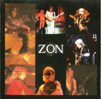 Zon - Astral Projector 1978/Back Down To Earth 1979 2CD (Escape Music 2003)