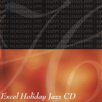 Excel Holiday Jazz CD (Kenny G) 1999