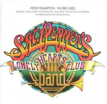 VA - Sgt. Pepper's Lonely Hearts Club Band (soundtrack) 1978 (2CD)