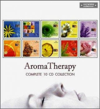 VA - Aromatherapy (Complete 10 CD Collection Of Relaxation Music) (2006)