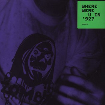 Zomby - Where Were U in '92? - 2008 - [VinylRip]