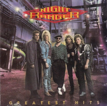 Night Ranger - Greatest Hits (released by Boris1)