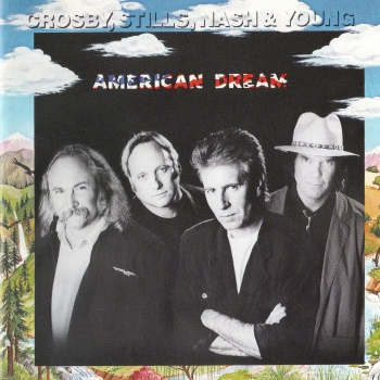 Crosby, Stills, Nash & Young - American Dream (released by Boris1)