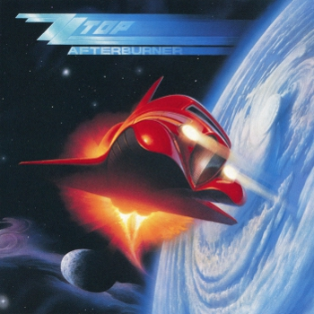 ZZ Top: Afterburner (1985) (1999, Warner Bros., 9 25342-2, USA)