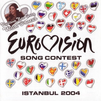 VA - Eurovision Song Contest Istanbul 2004 (2004)