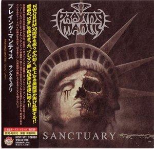 Praying Mantis - Discography [Japan Press]