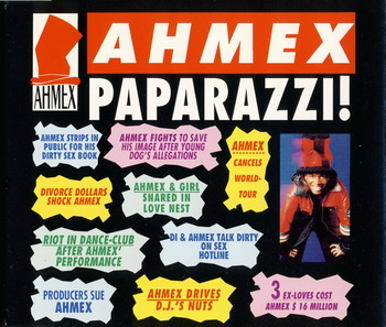 Ahmex - Paparazzi (Single) (1994)