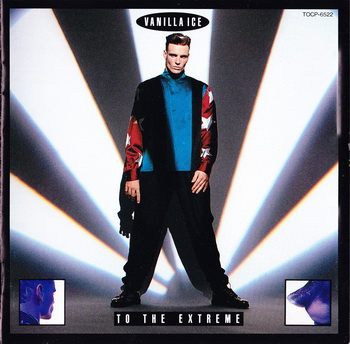 Vanilla Ice - To The Extreme [Japan] (1990)