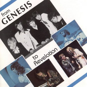Genesis - From Genesis To Revelation 1969 (1990 No Remaster - Flat Transfer DCC DZS-051 Steve Hoffmann USA)