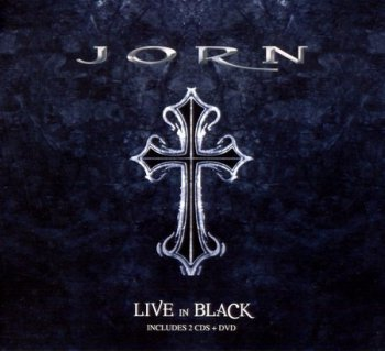Jorn - Live In Black (2CD + DVD5) 2011