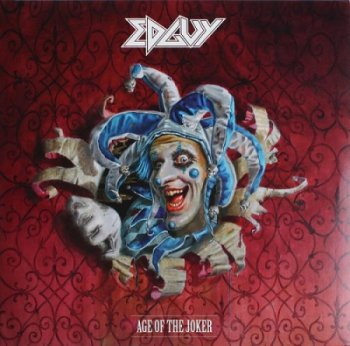 Edguy - Age Of The Joker [Nuclear Blast, Ger, 2 LP (VinylRip 24/192)] (2011)