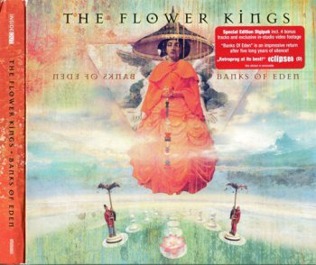 The Flower Kings - Banks of Eden 2012 (Limited Edition 2CD)
