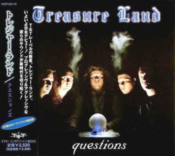 Treasure Land - Questions 1997 (Victor Entertainment/Japan)