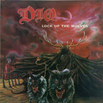 DIO (Ronnie James Dio) - Lock Up The Wolves [Vertigo, UK, LP (VinylRip 24/192)] (1990)