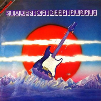 Deep Purple - Shades Of Deep Purple [Harvest Records, UK, LP (VinylRip 24/192)] (1968/1977)