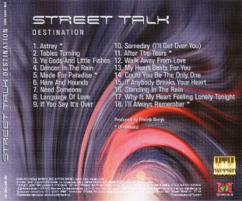 Street Talk - Destination (2004)
