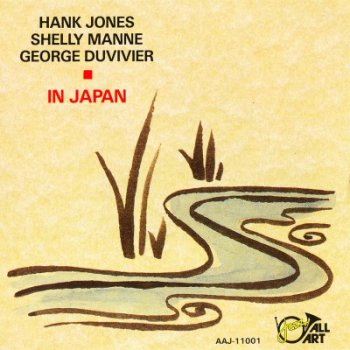 Hank Jones, Shelly Manne, George Duvivier – In Japan (1991)