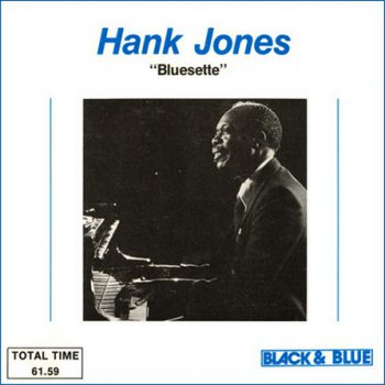 Hank Jones – Bluesette (1986)