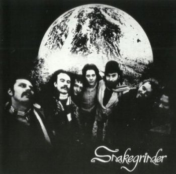 Snakegrinder - ..And The Shredded Filedmice 1976 (Radioactive Rec. 2006)