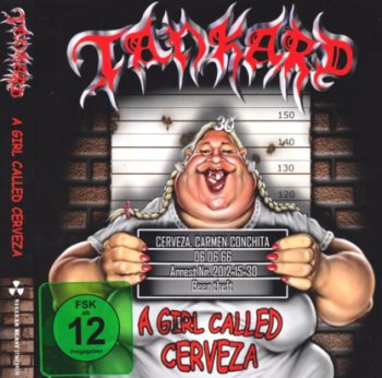 Tankard - A Girl Called Cerveza 2012 (Nuclear Blast Rec. Limited Edition)
