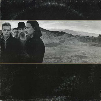 U2 ‎- The Joshua Tree (1987)