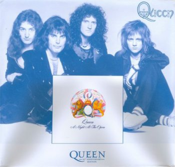 Queen - A Night At The Opera 30th Anniversary Edition [EMI, EU, LP, (VinylRip 24/192)] (2005)