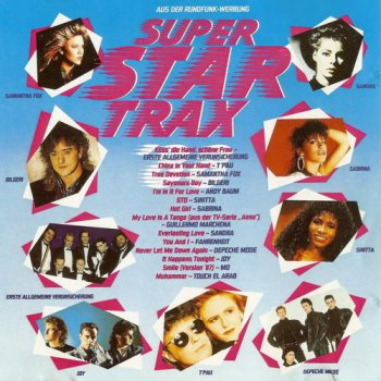 VA - Super Star Trax '88 (1988)