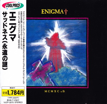 Enigma_MCMXC a.D. [Japan] (1990) [Edition 1996]
