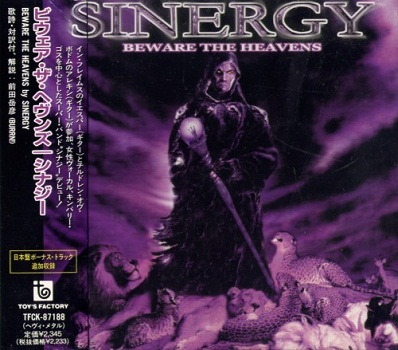Sinergy - Discography [Japan 1st Press]