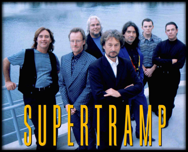 SUPERTRAMP - Discography (11 x CD • A&M / EMI Records • 1970-2002)