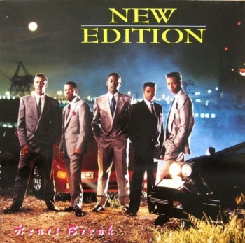 New Edition - Heart Break (1988)