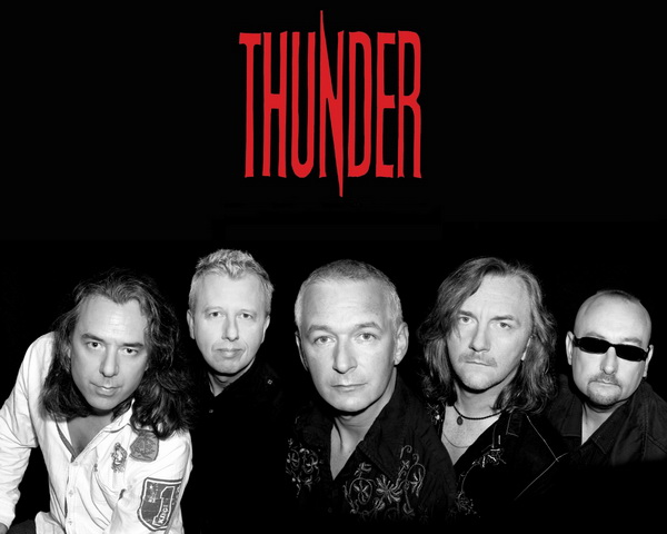 Thunder (Discography)