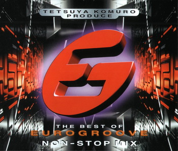 Eurogroove - The Best of Eurogroove Non-Stop Mix [2CD] (1995 Cutting Edge, Japan)