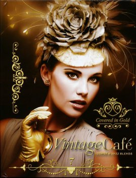 VA - Vintage Cafe 7: Covered In Gold (2012) 4CD