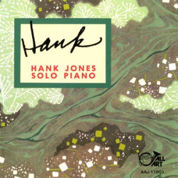 Hank Jones – Solo Piano (1991)