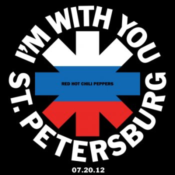 Red Hot Chili Peppers - 2012-07-20 Petrovsky Stadium, St. Petersburg, RU [Live]  2012