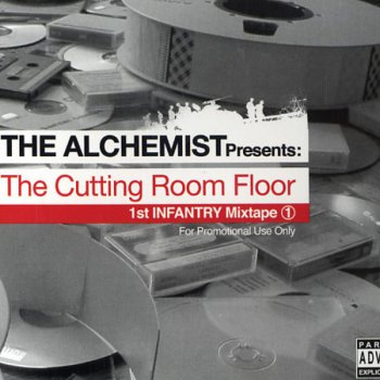 Alchemist-The Cutting Room Floor-1st Infantry Mixtape 2003