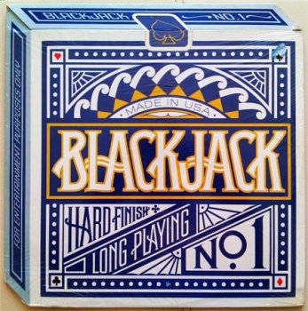 Blackjack - Blackjack [Polydor, US, LP (VinylRip 24/192)] (1979)