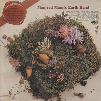 Manfred Mann's Earth Band - The Good Earth [Bronze Records – 88 369 IT, Holl, LP (VinylRip 24/192)] (1974)