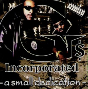 G's Incorporated-A Small Dedication 1997