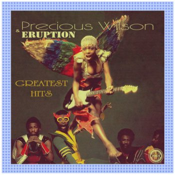 Precious Wilson and Eruption - Greatest Hits [3CD BOX] (2007)