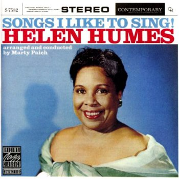 Helen Humes - Songs I Like to Sing! (1988)