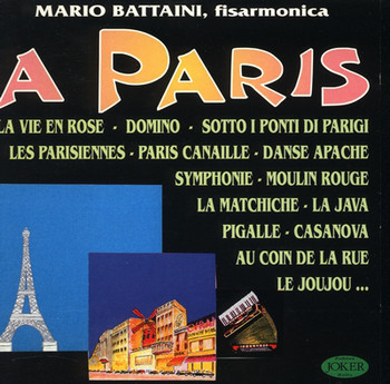 Mario Battaini - A Paris. (1995)