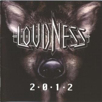 Loudness - 2·0·1·2 (2012) [Limited Edition 2CD]