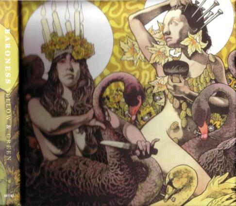Baroness - Yellow & Green (2012) [2CD Digibook]