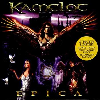 Kamelot - Discography