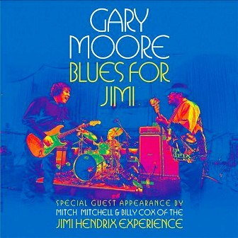Gary Moore – Blues for Jimi: Live in London (2012)