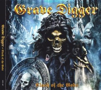 Grave Digger - Clash of the Gods 2012 (Limeted Edition)
