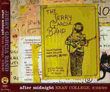 Jerry Garcia Band - After Midnight & Way After Midnight 3 CD + Bonus CD (2004)