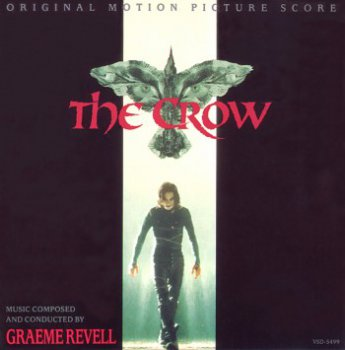 Graeme Revell - The Crow / ????? OST (1994)